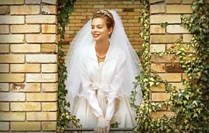свадебное платье 2012 года