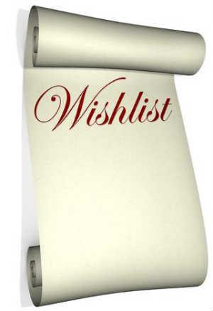 Список желаний и пожеланий на новый год