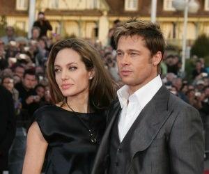 Анжелина Джоли и Бред Питт