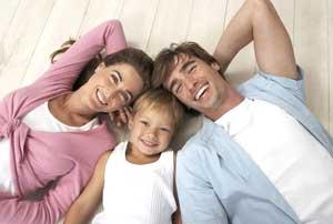 Большие радости для маленькой семьи