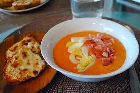 Холодный суп сальморехо