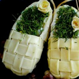 Салат лапти
