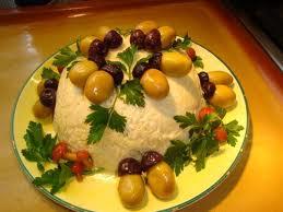Салат желудь